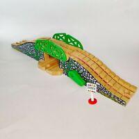 Thomas & Friends Genuine Clickety Clack Wooden Railway DRAWBRIDGE Draw Bridge