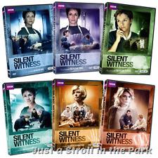 Silent Witness: UK TV Series Complete Seasons 1 2 3 4 17 18 Box / DVD Set(s) NEW