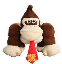 "9.5"" Popular Super Mario Bro Donkey Kong Plush Toys Gorilla Stuffed Doll Anime"