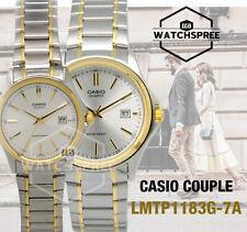 Casio Couple Watch LTP1183G-7A MTP1183G-7A