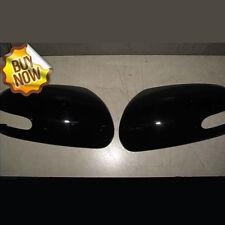 OEM  Front LH RH Side Mirror Cover EB Ebony Black 2p For 08 09 10 11 Kia Forte