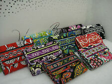 Vera Bradley Euro Wallets $32 msrp NWTs