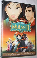 Mulan II DVD, 2005, Animated Musicals, Darrell Rooney, Lynne Southerland