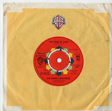 "Everly Brothers - The Price of Love / It Only Cost A Dime 7"" Single 1965"