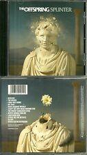 CD - THE OFFSPRING : SPLINTER