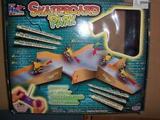 Wow Wee  Inc. Totally Extreme Radio Controlled Micro Skateboard Park