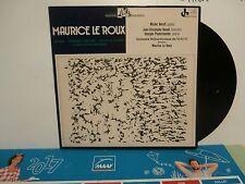 """maurice le roux""""un koan""""lp12""""poch/dble.ORTF1974.france:ades:14.061 de 1984."""