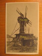 1916 alte Foto AK Alte Windmühle in Kowel / Mühle Windmill Mill