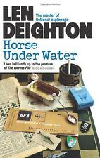 Horse Under Water By Len Deighton. 9780586044315