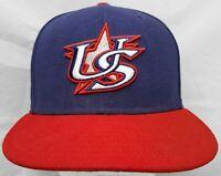 USA World Baseball Classic New Era 59fifty 7&1/8 fitted cap/hat