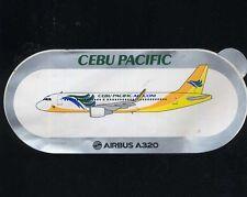 STICKER originale Airbus A320 320 neo CEBU PACIFIC aa