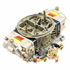 AED 850HO-BK Holley Double Pumper Carb Street / Race Billet Metering Blocks