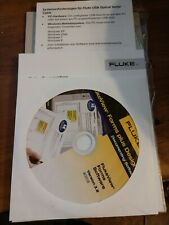 Fluke FlukeView Forms Software Ver. 3.8 2436422