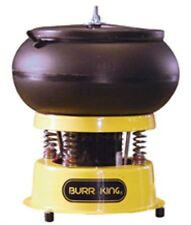 Nib! Burr King #110 3 Qt Vibrating Tumbler