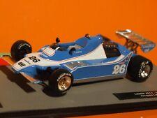 1979 Formula 1  Jacques Laffite LIGIER JS11  1:43 Scale