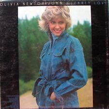 OLIVIA NEWTON JOHN Clearly Love LP
