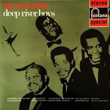 THE DEEP RIVER BOYS - The Amazing Deep River Boys (LP) (VG/G++)