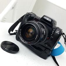 Minolta Alpha α707si w/VC-700 Vertical Grip, AF Zoom 28-85mm F3.5-4.5 Macro Lens