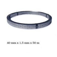 Windrispenband Rispenband verzinkt 40x1,5 mm 50 m Rolle