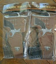 16 PCS Western Woody Cowboy Gun Pistol Holster Boys Belt Toy Party Favour