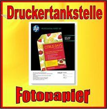 Original HP Superior Glossy Fotopapier 20 Blatt A4 180 g  NEU