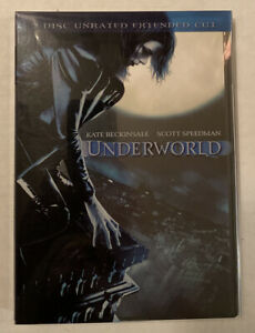 Underworld (DVD, 2004) 2-Disc Set, Unrated Extended Cut Edition With Comic