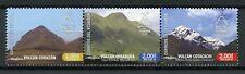 More details for ecuador 2018 mnh volcanoes volcano 3v strip mountains tourism nature stamps