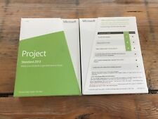 Microsoft Project Standard 2013, product key card/PKC/euro con IVA-factura