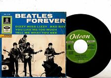BEATLES EP PS Forever - Dizzy Miss Lizzy GERMANY 0 41 680 rare German cover