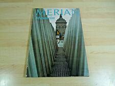 Zeitschrift Reisemagazin MERIAN - Mannheim / Heft