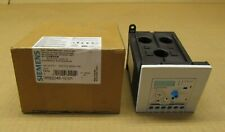 1 NIB SIEMENS 3RB2046-1EW1 OVERLOAD RELAY FOR MOTOR PROTECTOR 25-100AMP