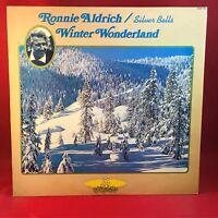RONNIE ALDRICH Silver Bells Winter Wonderland  UK vinyl  LP,EXCELLENT CONDITION