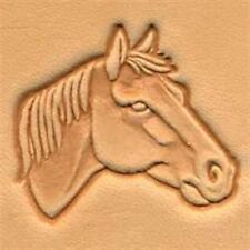 8342 Horse Head Craftool 3-D Stamp (Right) Tandy Leather 88342-00