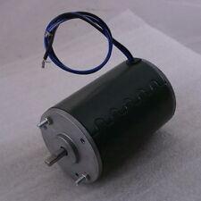"12V/24V 150 Watt 3000RPM Permanent Magnet Brushed Motor for 7 1/4"" inch gauge g"