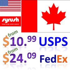 Package Forwarding Service from USA to Canada Syrush Address Free Consolidation