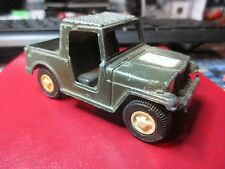 Tootsie Toy Military Jeep