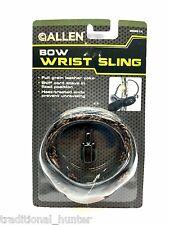 Bow Wrist Sling - Allen Archery - Camo - 66291A