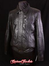 Zip Collared Coats & Jackets for Men 80s