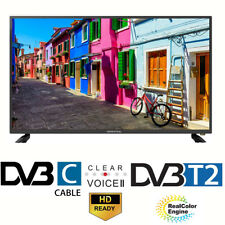 TV TELEVISORE HERENTHAL LED 32 POLLICI HD DVB T2 DIGITALE TERRESTRE TELEVISIONE