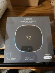 Ecobee Smart Thermostat Pro with Voice Control EB-STATE5CR-01
