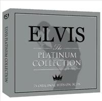 ELVIS PRESLEY - THE PLATINUM COLLECTION [NOT NOW] NEW CD