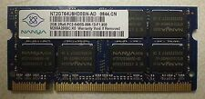 New 2GB DDR2 2Rx8 PC2-6400S-666 800MHz 200-pin Laptop Memory Stick