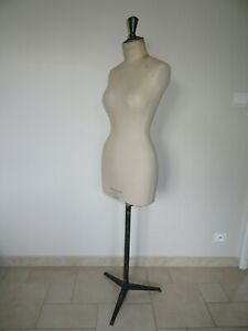 mannequin couture femme STOCKMAN 50395 taille 38 sewing mannequin magasin