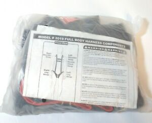 Primal Vantage Model 2019 Full Body Harness 300lb Limit Hunting Tree Stand New
