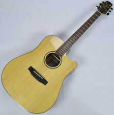 Takamine EG363SC Acoustic Electric Guitar in Natural Finish B-Stock