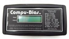COMPU-BIAS AUTOMATIC TUBE BIAS AND BALANCE METER W/ OCTAL AND NOVAL PROBES