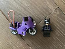 Lego Dc Comics Batman - 6858 - Original Figurine - Catwoman Moto - Neuf