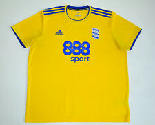 Birmingham City 2018 - 2019 Away Adidas Shirt size Adult XL