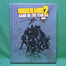 Borderlands 2 Game of the Year Edition Collector's Strategy Guide Book Hardcover