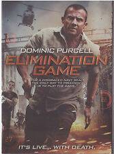 ELIMINATION GAME (DVD,2015) WITH SLEEVE